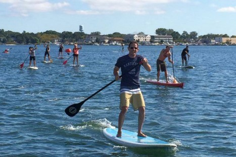 2016 PADDLE RELAY RACE