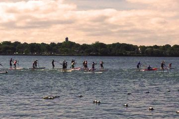 2017 PADDLE RELAY RACE